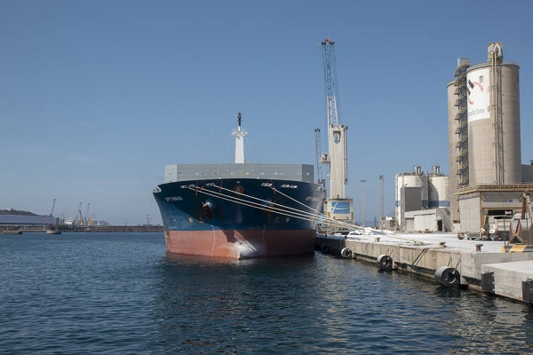 El Puerto de Cartagena disminuirá el impacto del ruido submarino