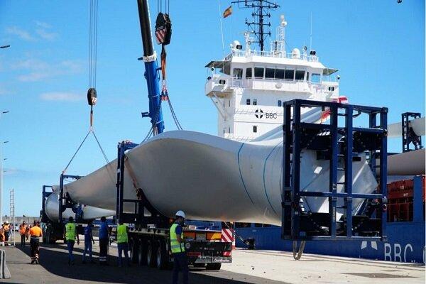 El Puerto de Granadilla se hace hueco en la industria eólica marina offshore