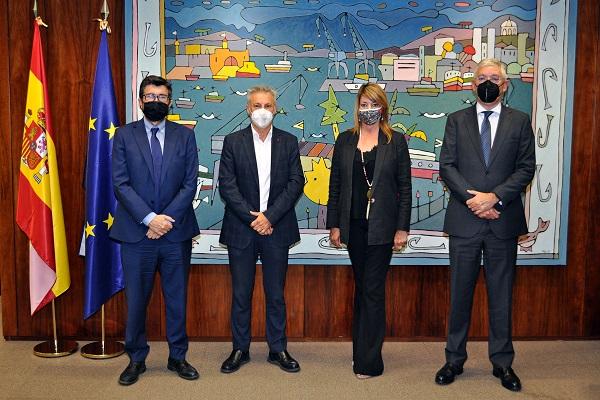 El Puerto de Huelva invertirá 300 millones de euros hasta 2025