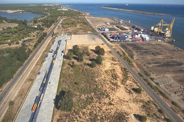 El Puerto de Huelva optimizará la interoperabilidad ferroviaria con fondos CEF