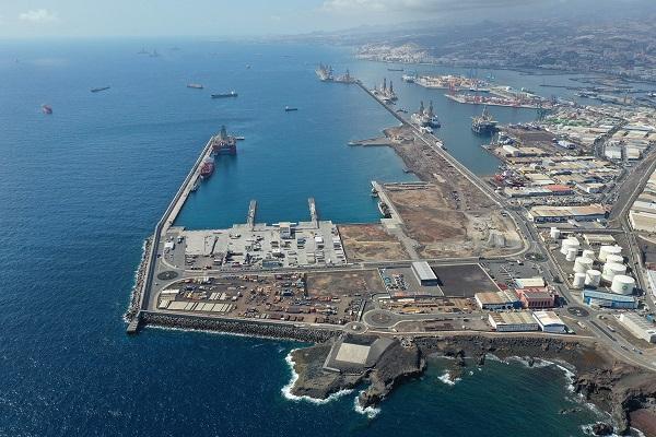 El Puerto de Las Palmas concede nuevo espacio logístico a Miller Logística