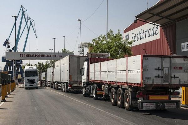 El Puerto de Sevilla instalar un nuevo sistema de pesaje desatendido