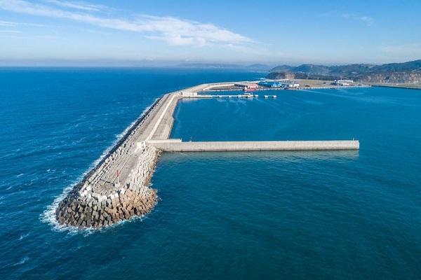 Energía eólica e hidrógeno verde, los nuevos proyectos del Puerto a Coruña