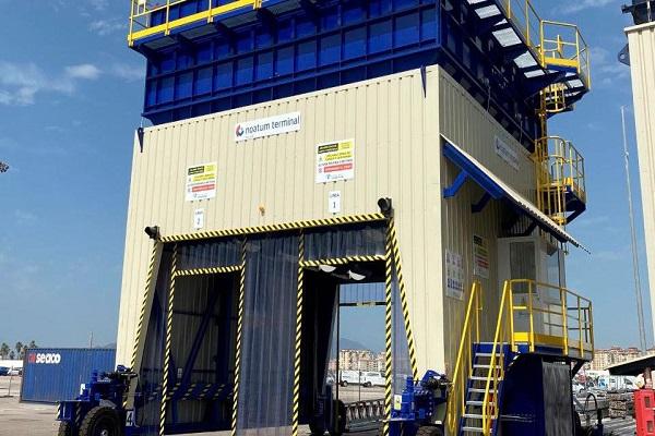 Las terminales de graneles sólidos del Puerto de Málaga lanzan proyectos sostenibles