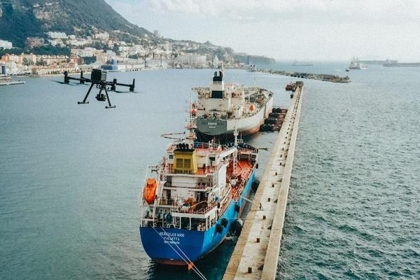 Nuevo servicio logístico de abastecimiento de mercancías con drones