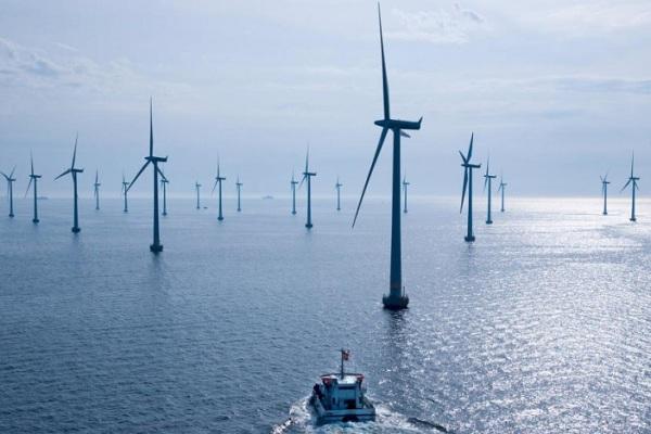 parques eólicos en alta mar