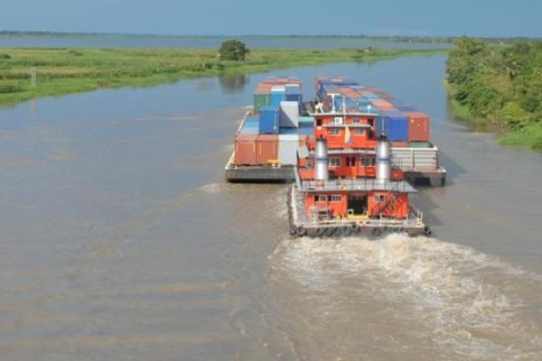 rio magdalena transporte multimodal