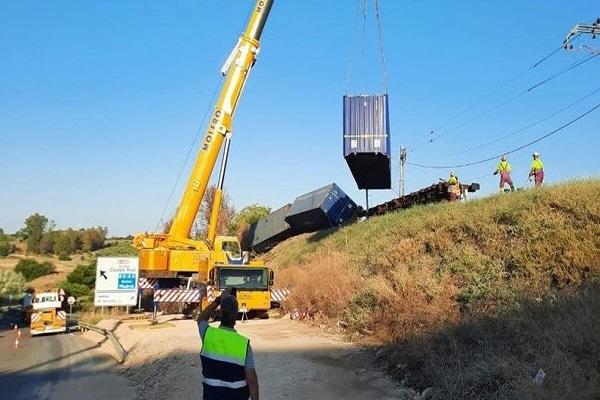 Adif restablece la circulación de trenes entre Montoro y Villa del Río