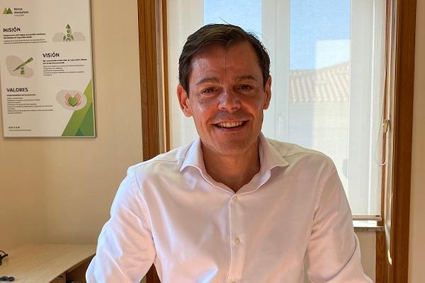 Alberto Martínez Lebeña, nuevo Director General de Mutua Montañesa