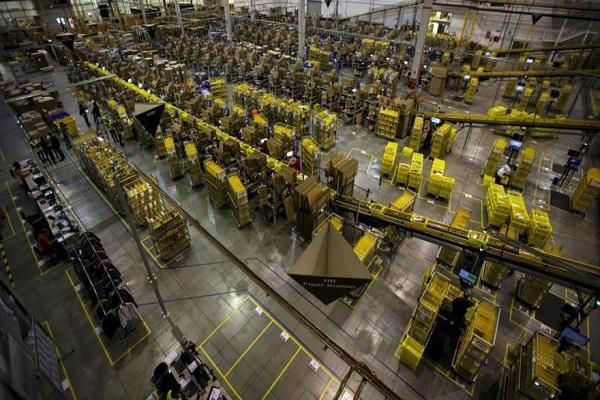 Amazon planea instalar un centro logístico en Canarias