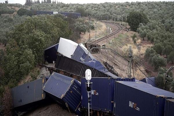 El Puerto de Algeciras vuelve a quedarse sin conexión ferroviaria