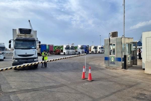 El Puerto de Almería inaugura la terminal de tráfico pesado