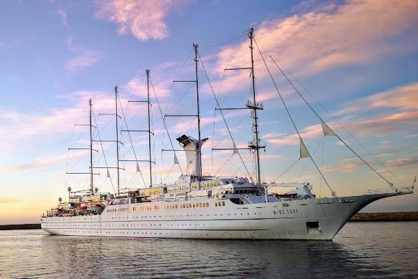 El Puerto de Almería recibe su primer crucero desde marzo de 2020