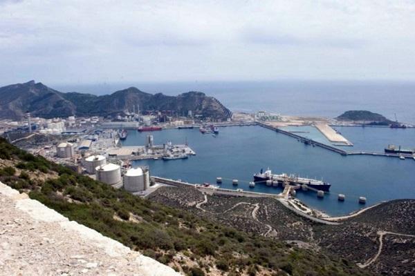 El Puerto de Cartagena mejorará su eficiencia con un nuevo rack de tuberías