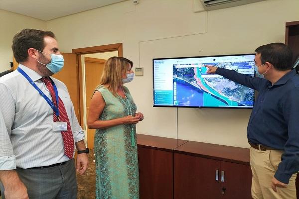 El Puerto de Huelva instala un sistema de control de concesiones pionero