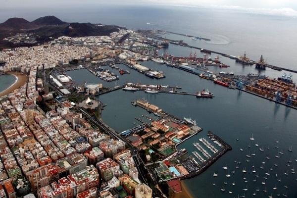 El Puerto de Las Palmas abre convocatoria para acondicionar el muelle Grande