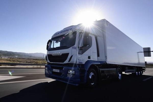España Corredor Mediterráneo camiones eléctricos