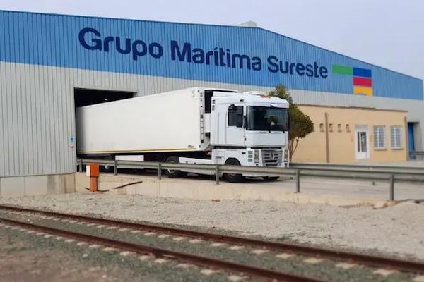 Murcia contará con una conexión ferroviaria de mercancías con Reino Unido