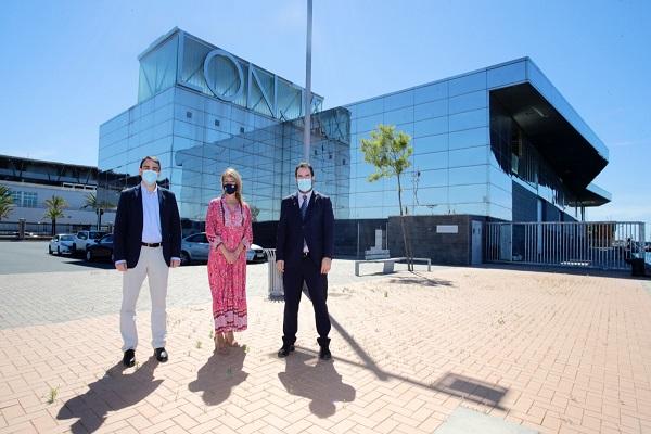 Nuevo Centro de Procesamiento de Datos en el Puerto de Huelva