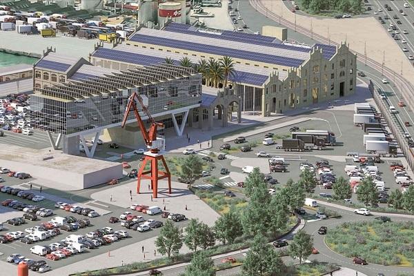 Puerto de Valencia adecúa las instalaciones para la terminal de pasajeros