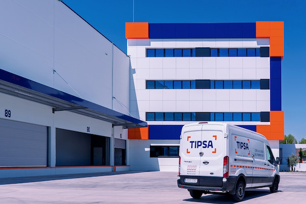 TIPSA renueva su página web para reforzar la difusión de sus servicios de valor añadido