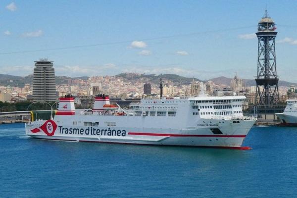 Trasmed seguirá ofreciendo cinco frecuencias semanales entre Maó y Barcelona