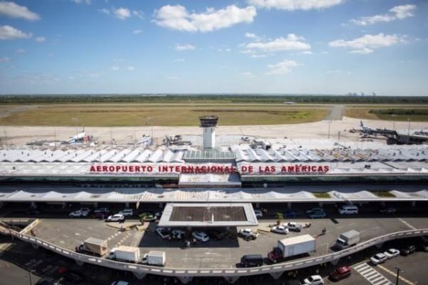 aeropuerto de las americas