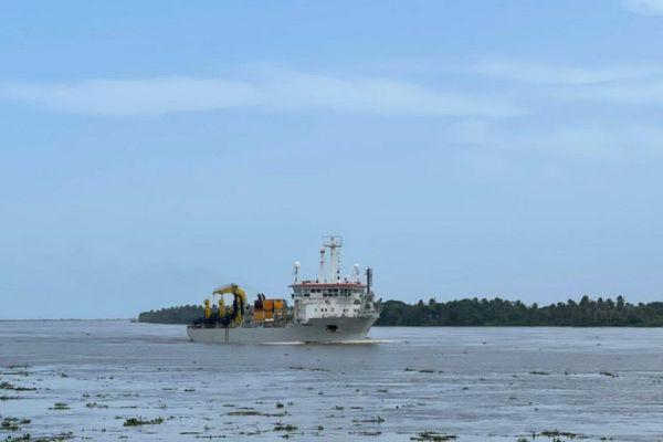 puerto de barranquilla dragado