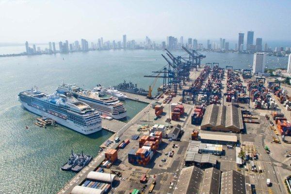 puertos colombia
