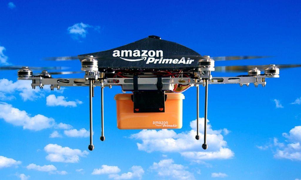 Los drones de Amazon Primer Air no acaban de despegar