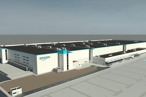 Amazon anuncia la apertura de dos nuevos centros logísticos en Girona y Ondas en 2022