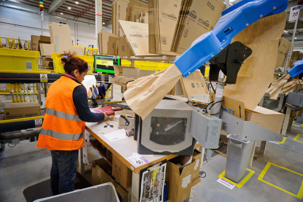 Amazon empleo España 2025