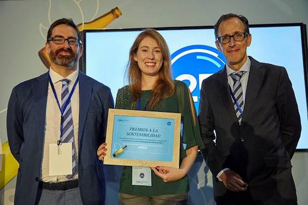 Cartonplast Iberia entrega los I Premios a la Sostenibilidad