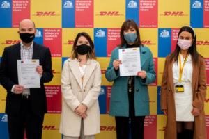 DHL Express y el Ministerio de la Mujer refuerzan el emprendimiento de la mujer en Chile