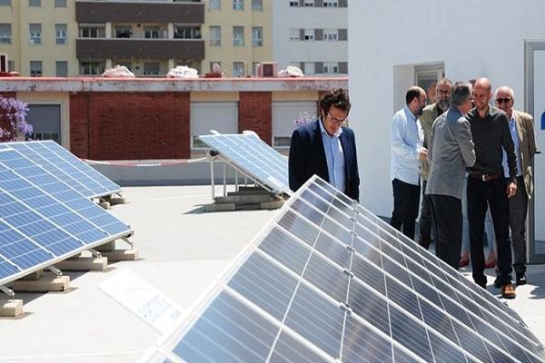 El Puerto de Cádiz instalará una nueva planta fotovoltaica