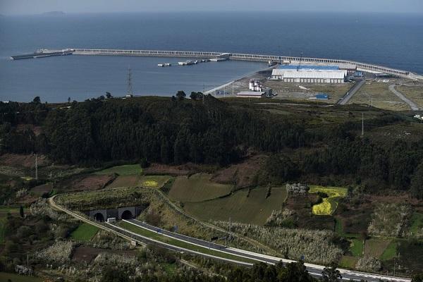 El Puerto de La Coruña amplía dos años la Declaración de Impacto Ambiental