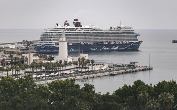 El Puerto de Málaga recibirá seis cruceros esta semana