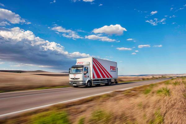 El servicio exprés de Palibex llega a Benelux