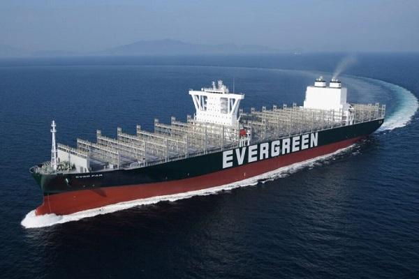 Evergreen Marine encarga 24 nuevos portacontenedores