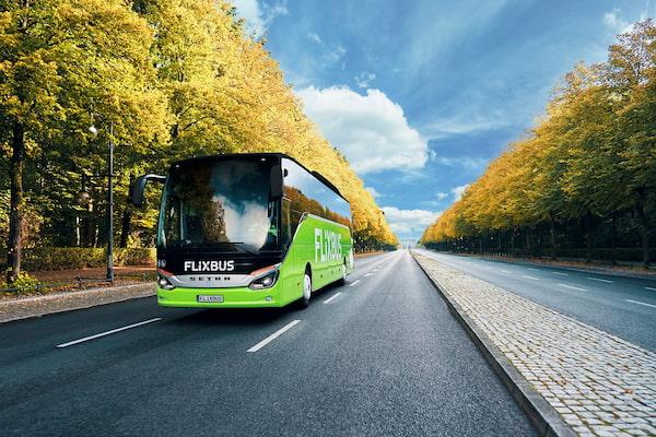 FlixBus ha transportado a 250.000 pasajeros este verano entre España y 180 ciudades europeas