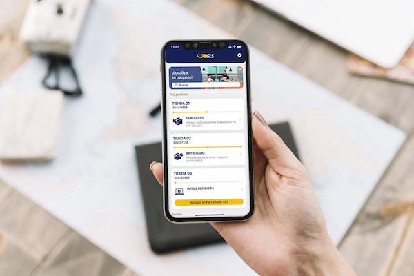 GSL presenta su nueva app