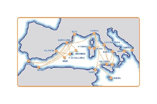 GNV lanza nueva conexión entre Barcelona y Menorca
