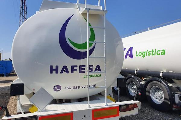 Grupo Hafesa aumenta su flota de vehículos