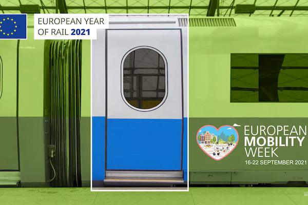 a Fundación de los Ferrocarriles Españoles se suma a la Semana Europea de la Movilidad