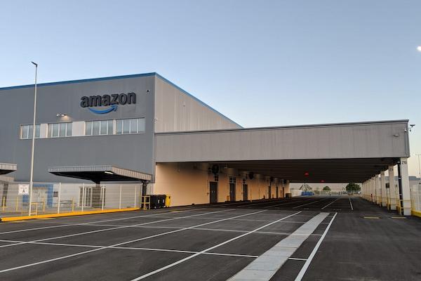 La estación logística de Amazon comienza a operar en El Puerto de Santa María