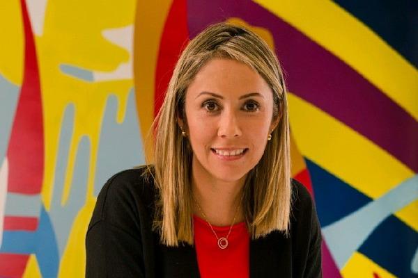 María Fernanda Chinchilla, nueva presidenta del área de Marketing de Mensajeros Urbanos