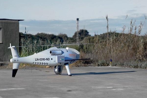 Marina Mercante quiere controlar las emisiones de buques en El Estrecho con drones