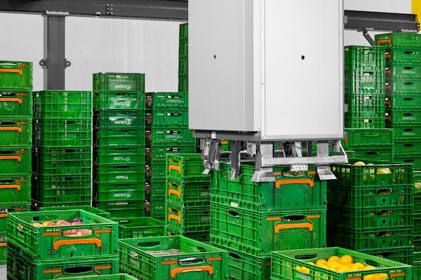 Mercadona implanta la nueva automatización de Cimcorp en su centro logístico de Zaragoza