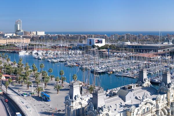 El COACAB y el Port de Barcelona