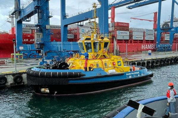 SAAM Towage adquiere un nuevo remolcador para su flota en Panamá